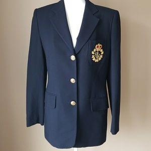 Lauren Ralph Lauren School Boy Blazer